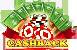 cashback bonus online casino