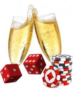 Champagne casino